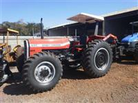 Trator Massey Ferguson 290 4x4 ano 87