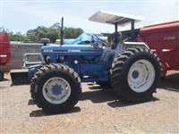 Trator Ford/New Holland 6610 4x4 ano 87