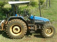 Trator Ford/New Holland TL 70 4x4 ano 01