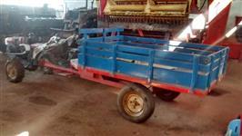 Trator Yanmar TC14 4x4 ano 97