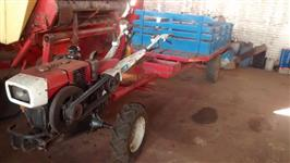 Trator Yanmar TC 14  4x4 ano 97