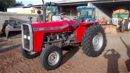 Trator Massey Ferguson 265 4x4 ano 79