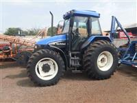 Trator Ford/New Holland TS110 4x4 ano 03