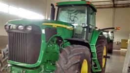 Trator John Deere 8420 4x4 ano 06