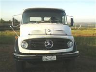 Caminh�o  Mercedes Benz (MB) 1313 1981  ano 81