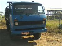 Caminh�o  Volkswagen (VW) 680  ano 82