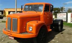 Caminhão  Scania L 111 S  ano 78