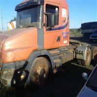 Caminh�o  Scania 124 400 CV 6X2 2001   ano 01