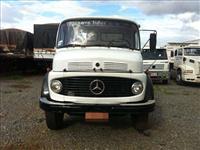 Caminhão  Mercedes Benz (MB) 1313  ano 82