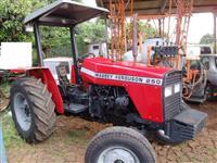 Trator Massey Ferguson 250 X 4x2 ano 98