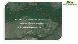 Região de Caseara - Polígono da Soja