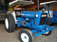 Trator Ford/New Holland 6600 4x2 ano 89