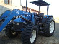 Trator Ford/New Holland TL 80 4x4 ano 05