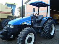 Trator Ford/New Holland TL75 4x4 ano 11