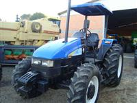 Trator Ford/New Holland TL75 4x4 ano 10