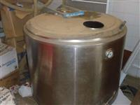 Tanque Inox 500 litros Delaval