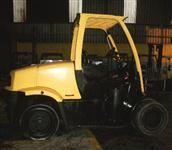 EMPILHADEIRA HYSTER  H-155 FT 7000 Kgs - GLP