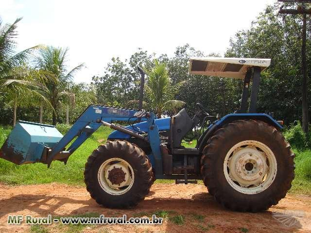 Trator Ford/New Holland Tl 85 4x4 ano 05