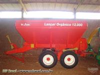 Distribuidor de composto LANCER ORGÂNICO 12000 JAN