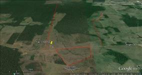 Fazenda na Região de Boca do Acre, AM com 3.600ha de área total