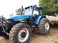 Trator Ford/New Holland Reformado 4x4 ano 00