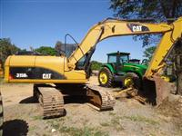 Escavadeira Caterpillar 315 DL ano 2008