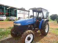 Trator Ford/New Holland TT 3840 4x4 ano 07