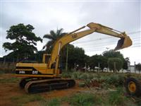 Escavadeira Caterpillar 315 L ano 1998