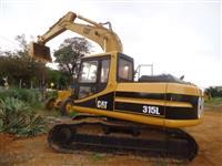Escavadeira Catepillar 315 L ano 1997