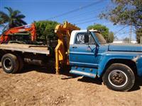 Caminhão  Ford F 7000  ano 77