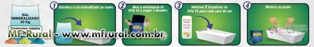 DIFLY S3 - A EVOLUÇÃO -SEM CARRAPATO, SEM MOSCAS, SEM MANEJO
