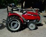Trator Agrale 4100 4x2 ano 05