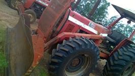 Trator Massey Ferguson 296 4x4 ano 90