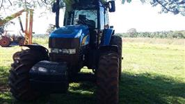Trator Ford/New Holland TM 7020 4x4 ano 12