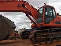 Escavadeira DOOSAN S340 34ton - Permuta Tratores