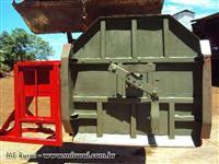 Roçadeira Lateral BALDAN usada