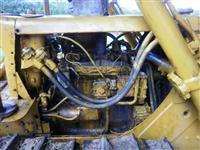 Trator de esteira D4D 97F