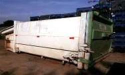 Compactador roll on roll off 17m³
