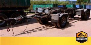 Guincho para BIG BAG -1200 kg, Roda Loca, Giratório 90° - INRODA - Novo