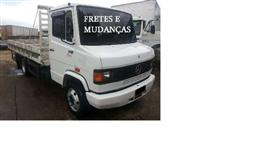 Caminh�o  Mercedes Benz (MB) 710 Plus  ano 04