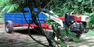 Mini/Micro Trator YANMAR Tc 14 4x2 ano 94