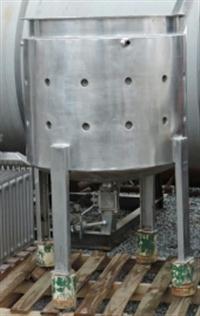 Tanque de Inox com parede dupla