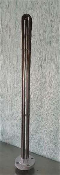 """RESISTÊNCIA 220/380 V 18KW- 970mm DE COMP. FLANGE 6"""" (NOVAS)"""