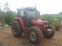 Trator Massey Ferguson 291 4x4 ano 09