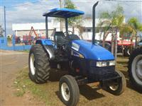 Trator Ford/New Holland TL 75E 4x2 ano 08