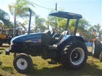Trator Ford/New Holland TL 75E 4x2 ano 09