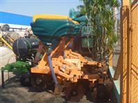 """Cultivador tríplice operação com disco de corte marca Dria modelo T.OP 4"""""""