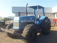 Trator Massey Ferguson Maxion 9150 4x4 ano 92
