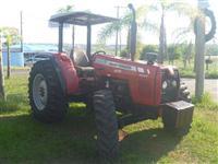 Trator Massey Ferguson 275 Advance 4x4 ano 08