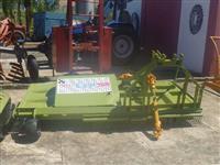 Roçadeira agricola marca Kamaq modelo Ninja eco 260 com 2,6 mt de corte